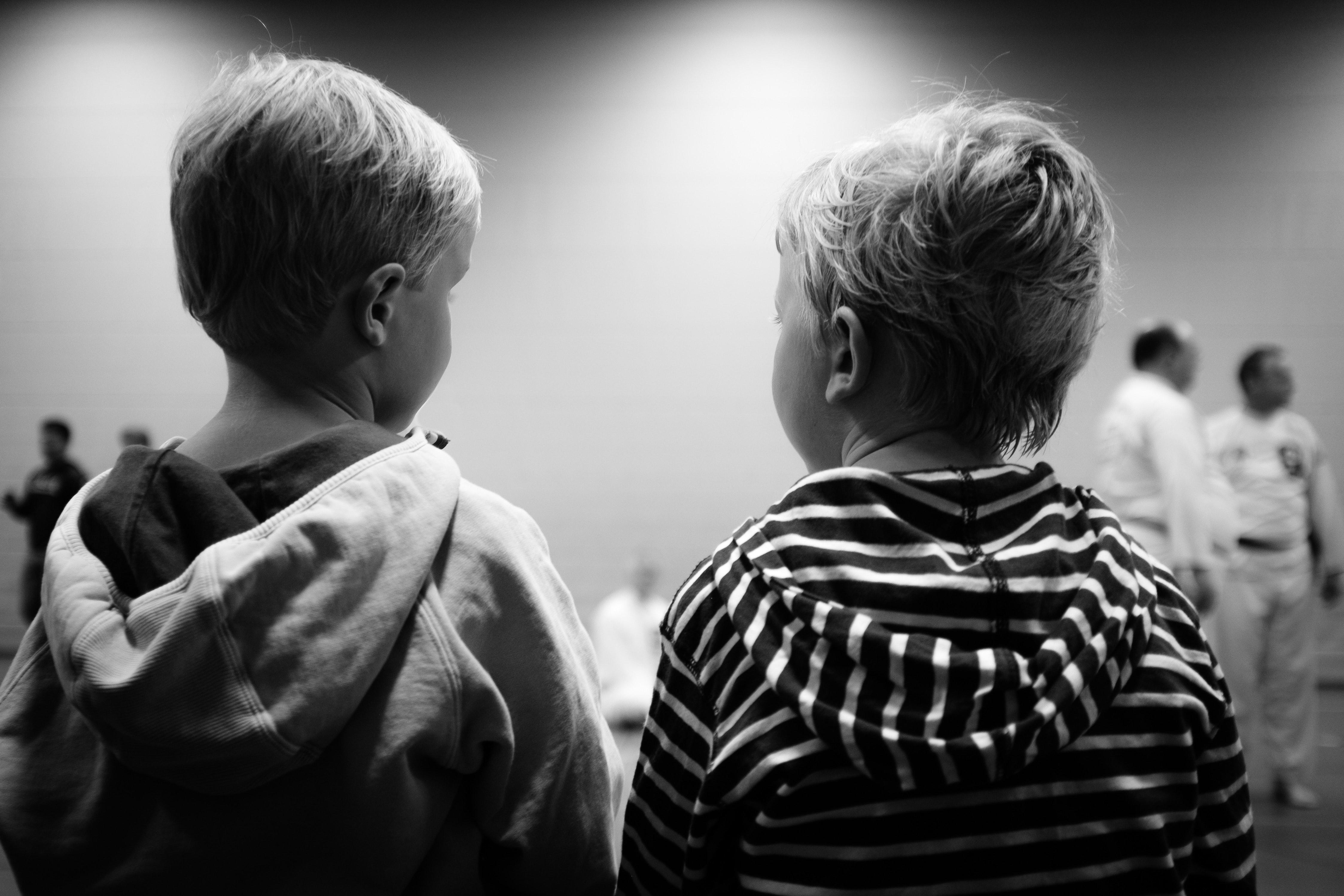 Tartamudez en la infancia - niños - NeuroClass