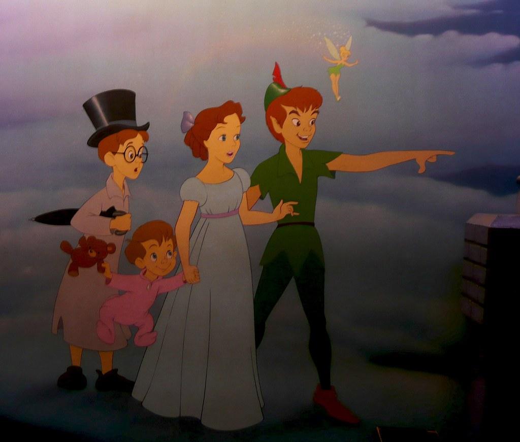 Síndrome de Peter Pan - Wendy - NeuroClass
