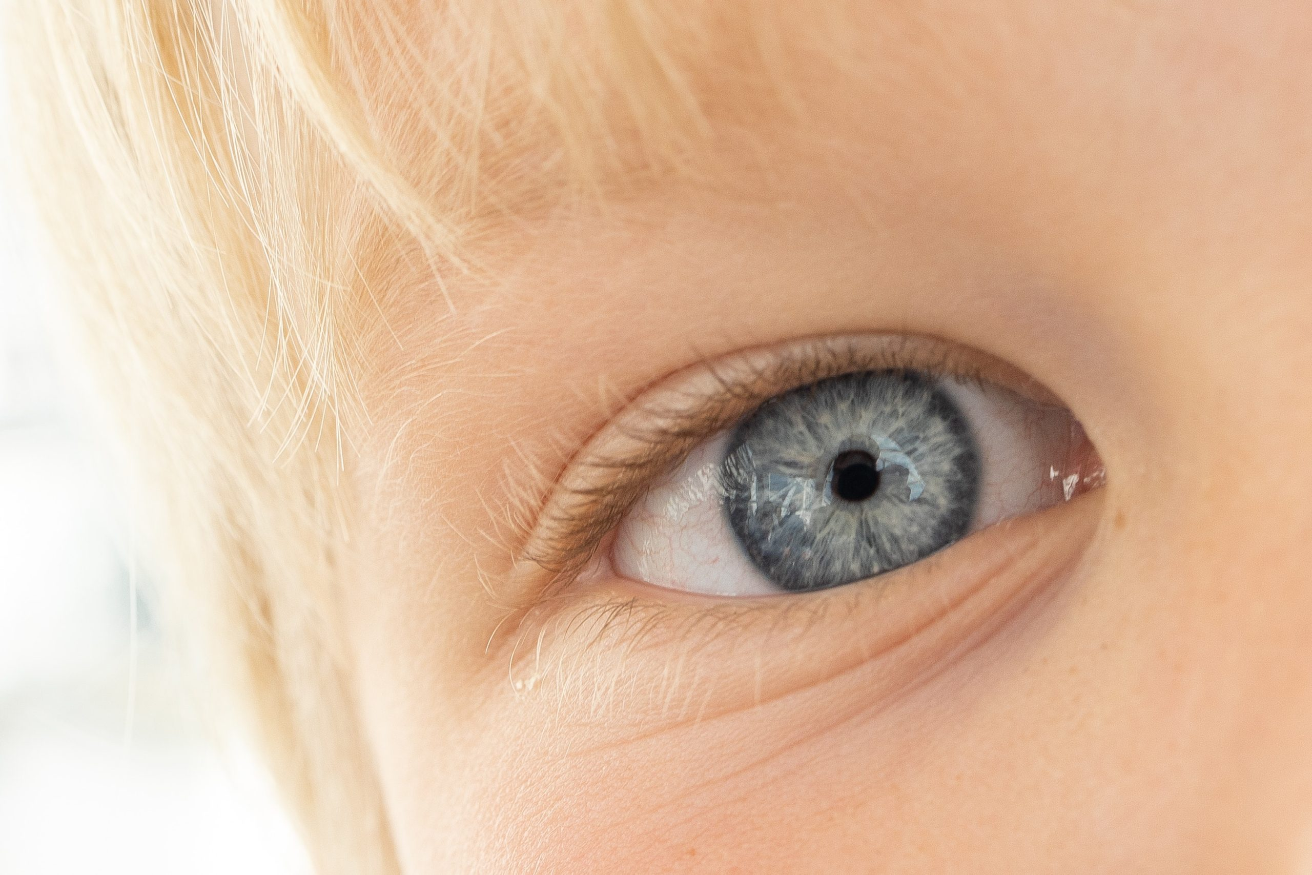 ojo niño - NeuroClass - visión y aprendizaje