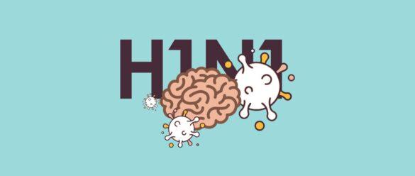 Portada - Daños neurológicos por influenza H1N1 - NeuroClass