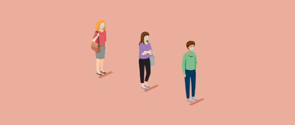 impacto psicológico del distanciamiento físico