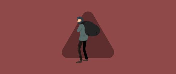 El posible triángulo de la delincuencia